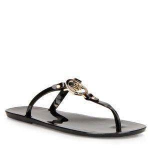 Michael Kors Jelly Flip Flop